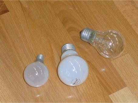 Incandescent and Halogen Lamps