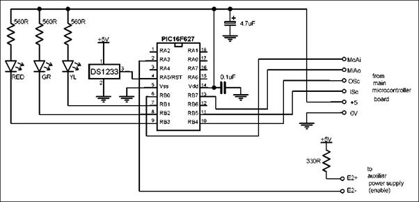 Schematic circuits