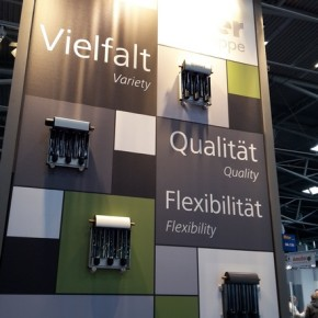 The InterSolar 2015 exhibition - Fotootchet of