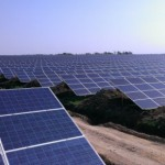 New solar power station in the Crimea: photoreport
